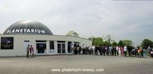 Partitions tourisme planetarium de Bretagne